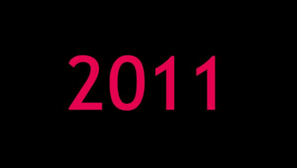 Calendari donne 2011