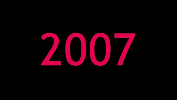 Calendari donne 2007