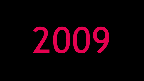 Calendari donne 2009